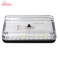 Universal 12V 36 LED Car Truck Auto Van Vehicle Ceiling Dome Indoor Roof Interior Light Lamp White Car Styling(China)