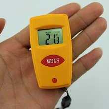 Mini Temperature Meter Non-Contact IR Infrared LCD Digital Pocket Infrared Thermometer