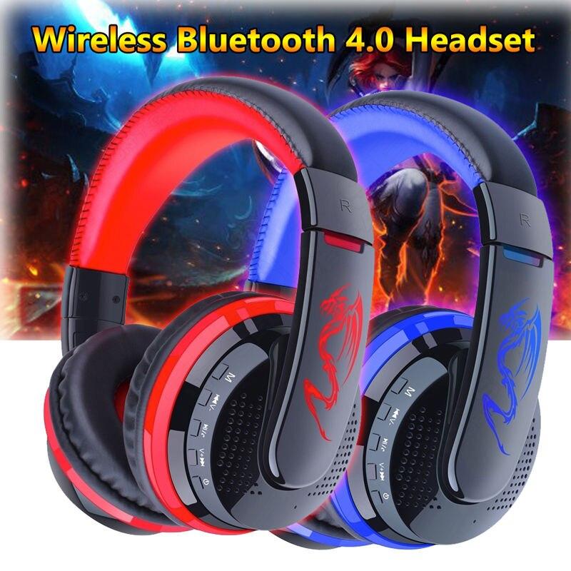 Free shipping!MX666 Bluetooth Headphones Stereo HIFI Wireless Earphones Gaming Headset W/ Mic<br><br>Aliexpress
