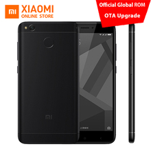 "Original Xiaomi Redmi 4X Pro 3GB RAM 32GB ROM Mobile Phone Snapdragon 435 Octa Core CPU 5.0""  13MP Camera 4100mAh MIUI8"