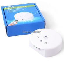 DC12-24V 4Ax4CH 16A UFO Mini Wifi LED Controller, RGB or RGBW,Timing function,group control,music mode,16million colors