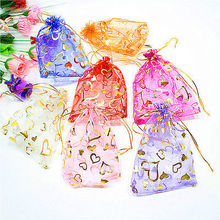100  Premium ORGANZA Wedding Favour GIFT Jewellery Candy BAGS  7x9  10x12  13x18 17x23
