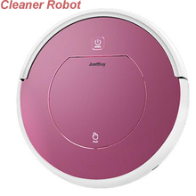 1000Pa Robot Vacuum Cleaner with 1000Pa Power Suction Automatic Intelligence Sweeper Efficient 450ml