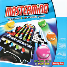 Intelligent Mastermind Classical Code Cracking Board Game Classic Game Funny Board Game  Interactive Game Educational Toys