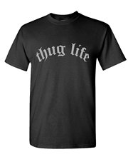 T http://post.alShirt Company Crew Neck Short-Sleeve Compression Design Printer Short Thug Life Printing O-Neck T Shirts For Men