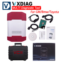 VXDIAG Multidiag Diagnostic Tool For GM TECH2 JLR LAND ROVER For Bmw ICOM A2 A3 For Toyota It3 It2 With Original Software(China)