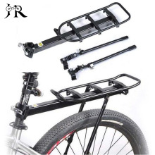 New Full Quick Release Bike Rear Racks Mountain/Road Aluminum Alloy Bicycle Cargo Rack MTB Bicycle Luggage Carrier Bike Shelf