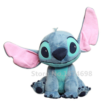 Lilo and Stitch Toys Stitch Plush Peluche Pelucia Stuffed Animals 23cm Cute Kids Baby Toy Dolls For Children Gift