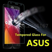 Tempered Glass Screen Protector For Asus ZenFone GO ZB500KL TV G550KL Live G500TG 3 MAX ZC520TL Selfie ZD551KL 2 Laser Film