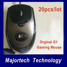 20pcs/lot 100% original G1 Gaming Optical Mouse(China)