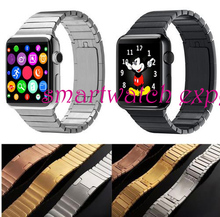 42mm Hot Selling High Quality Luxury IWO 1:1 2nd Upgraded Generation Bluetooth Smart Watch for iOS Apple Iphone & Android phones