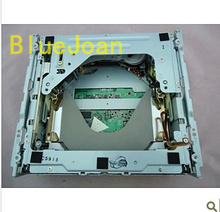 Free shipping Original BlueJoan 6 Disc cd changer CDX-5V611 car drive loader for VW Volks wagen car 6 cd player audio(China)