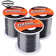 1PC Nylon Line 500M Nylon Fishing Line 13.9kg-18.3kg Monofilament Line Japan Material BKY-BG same quality Fishline