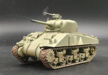 1:72 The M4 Tank Model of World War Medium-term Trumpeter 36251 Collection model(China)
