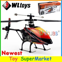 Newest WLtoys V912 Big RC Helicopter With Camera Remote Control Toys 4CH Gyro 2.4GHz Radio Control RTF Single Blade