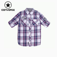 Original Converse Men's Long Short Sleeve Sweatshirt Sportswear