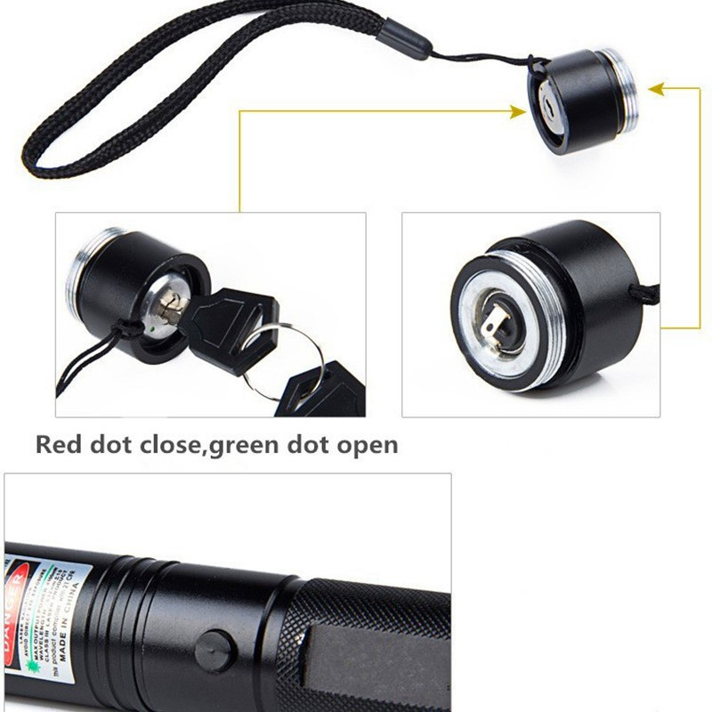 Green-Pointer-Laser-532nm-5mW-303-Laser-Pen-High-Power-Adjustable-Starry-Head-Burning-Match-lazer (5)