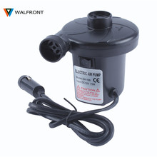 WALFRONT 1 Set Pump DC 12V 3800Pa Electric Air Pump 380L/min for Air Mattress Inflatable Boat Home Use High Quality