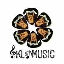 Many different styles of guitar require guitar picks. rock, blues, punk, metal, bluegrass, country,(China)