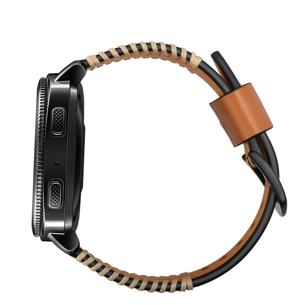 erkek kol saati reloj hombre For Samsung Gear S2 Classic Sport Watch Band Replacement Accessories Strap (8)
