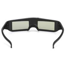 G06-BT 3D Active Shutter Glasses Virtual Reality Glasses Bluetooth Signal for 3D HDTV(China)