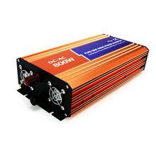 DECEN@12VDC 800W 110V/120V/220V/230VAC 50Hz/60Hz Peak Power 1600W Off-grid Pure Sine Wave Solar Inverter or Wind Power Inverter