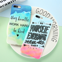 KISSCASE For iPhone 7 Case iPhone 6 6S Silicone Soft Case Colorful Mobile Accessories Cases For iPhone 7 Plus iPhone 6 6S Plus(China)