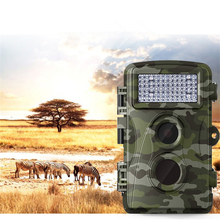 0.6s Fast Shooting Digital Trail Cameras Hunting Cameras Trap Game Cameras Black IR Wildlife Cameras(China)