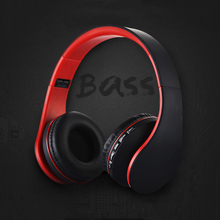 Buy Plufy Active Noise Cancelling Wireless Bluetooth Headphones Deep Bass Stereo Headset Mic Ear Game Computer Phone for $25.69 in AliExpress store