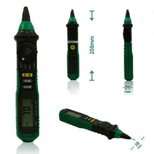 MASTECH MS8211 Pen Type Digital Multimeter Pen-Type Meter Auto Range DMM Multitester Voltage Current Tester Logic Level Test