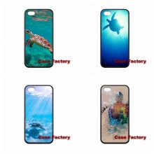 For Samsung S2 S3 S4 S5 S6 S7 edge Moto X1 X2 G1 G2 Razr D1 D3 HTC Luxury Baby Sea Turtle Cases Cover