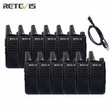 12pcs Walkie Talkie Retevis RT22+A Programming Cable UHF 2W CTCSS/DCS TOT VOX Scan Squelch Portable Two Way Radio Set A9121A(China)