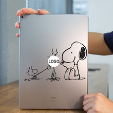 Barbecue Dog Tablet PC Sticker for iPad Decal Pro Air / 1 /2 / 3 / 4 / Mini 7.9/9.7/10.5/12.9 inch Laptop Skin Notebook Sticker