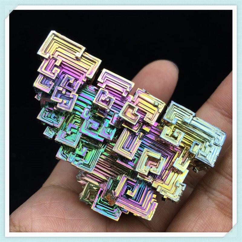 Bismuth Crystals 114g Bismuth Metal crystal <br>