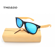 Hipster Sunglasses 2016 Manufacturer Black Noritake Bamboo Glasses Retro Polarized Hipster Sunglasses 2016 Manufacturer(China)