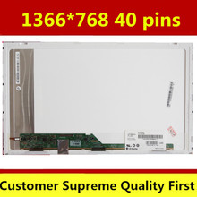 "Free shipping 15.6"" LCD SCREEN For Packard Bell EasyNote NEW95 PEW91 NEW90 Laptop LED Display NEW"