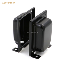 2 PCS EI transformer laminations end bells EI114 Vertical cattle cover Integration with mounting bracket side cover