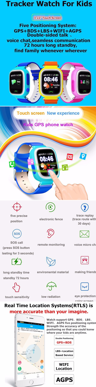 Kids Smart Watch (1)