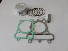 NEW LONCIN ATV 250CC PISTON GASKET TOP END KIT SET FIT LINMAX