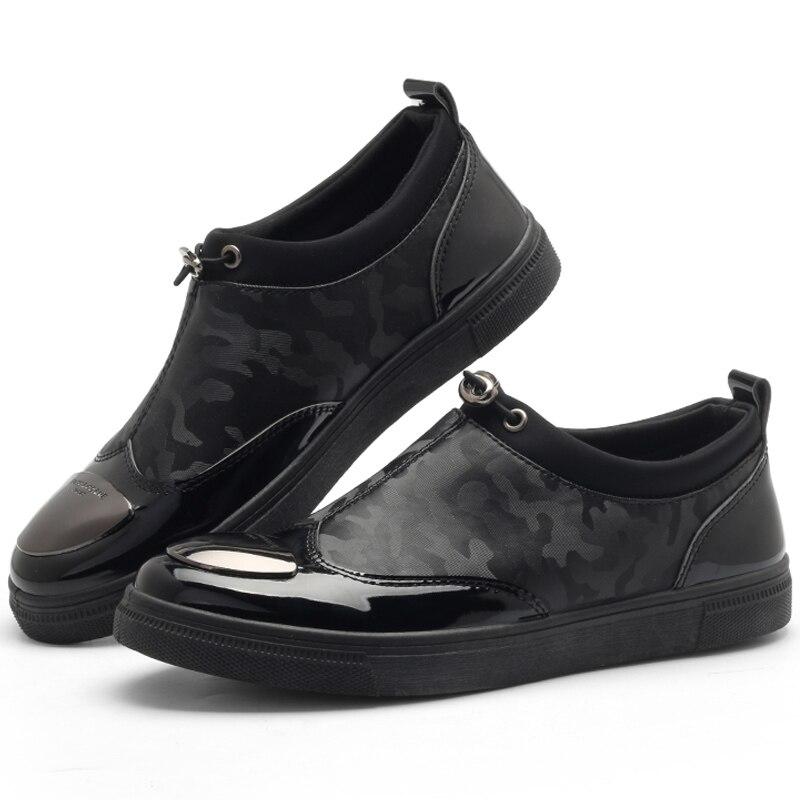 2017 High quality fashion men casual shoes silver brand superstar footwear male designer shoes black men flats shoes sales hot<br><br>Aliexpress