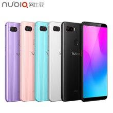 "ZTE Nubia Z18 Mini Cell Phone 5.7"" Full Screen 6GB RAM 64GB ROM Octa Core Snapdragon 660 Android 8.1 Dual Rear Camera Smartphone"