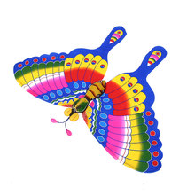 High Quality Mini Handmade Kite Set Pocket Kites Children Outdoor Toys(China)