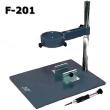 1 PC F201 hot air gun support holder with fixture solder station Mobile phone service platform dedicated(China)