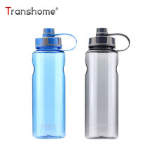 Buy Transhome Plastic Water Bottle 1000ml 1500ml Large Capacity Outdoor Sport Drinkware Leak-proof Portable Travel Hiking Bottles for $7.98 in AliExpress store