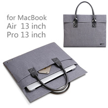 2016 High Quality Portable KUMON laptop Bag For Apple macbook Air Pro 13  inch Computer Handbag For Mac Retina 13.3""