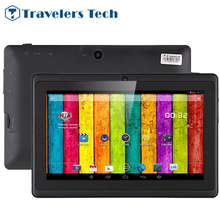 2016 Hot Sale Boxchip Q8H Cheap Quad Core Tablet PC Android 7 Inch Screen Dual Cameras 4GB ROM WiFi