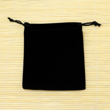 20pcs/lot Black Velvet Bags 15*20cm Large Pouches Jewelry/Phone Packing Bags Candy/Wedding Gift Bags Free Shipping