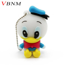 VBNM the Platypus usb flash dive cartoon pen drive blue duck usb stick 16g/8g/4g Platypus flash memory stick free shipping