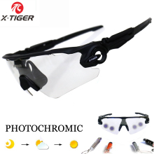 Buy X-TIGER Photochromic Polarized Cycling SunGlasses Mountain Bike Goggles Sport Eyewear MTB Bicycle Sun Glasses Cycling Glasses for $15.59 in AliExpress store
