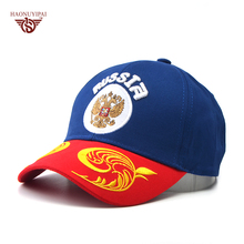 2017 RUSSIA Baseball Caps Golf Hats For Men Women Casual Snapback Cap Summer Outdoor Casual Sport Hat Adjustable Sunbonnet BQ004